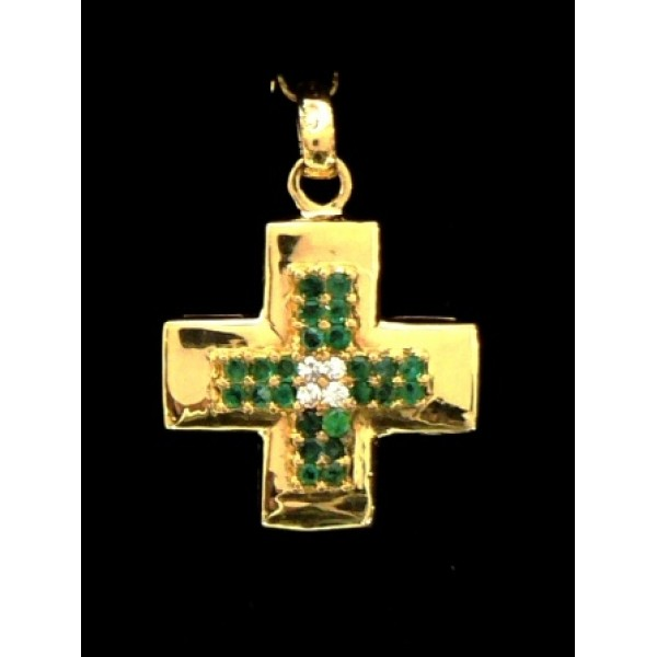 Cruz esmeraldas 3