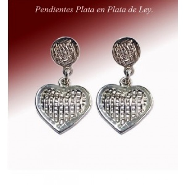 Pendientes corazones 1